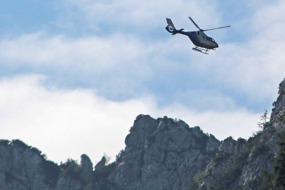 Die beiden Kletterer waren nicht abgesichert und stürzten Hunderte Meter in die Tiefe. (Symbolbild)