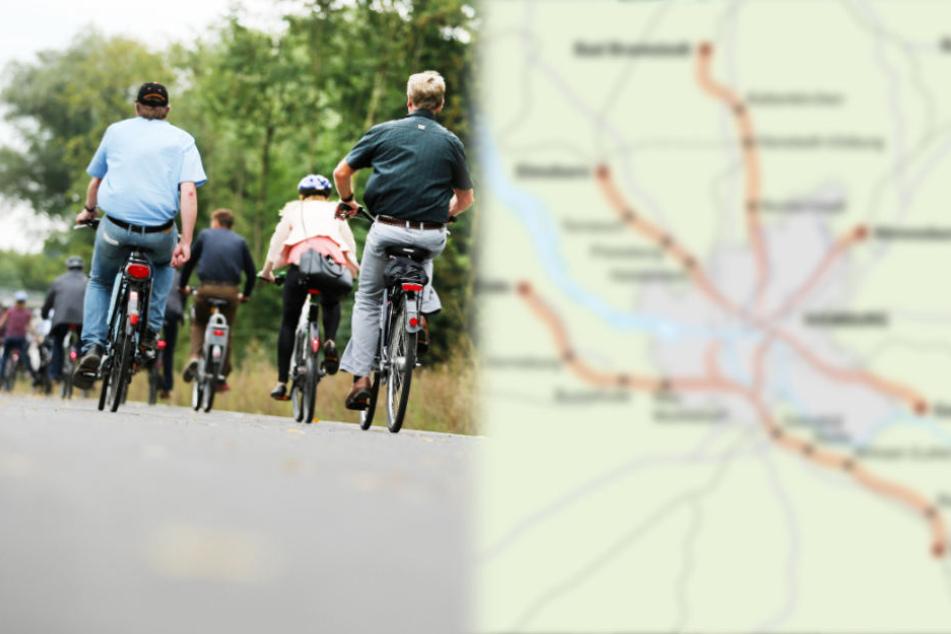 Bekommt der Norden bald acht Fahrrad-Autobahnen?