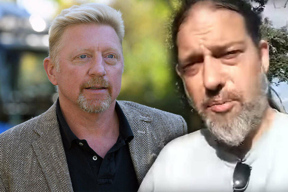 Hippie besetzt Becker-Villa: Jetzt greifen angebliche Freunde ein