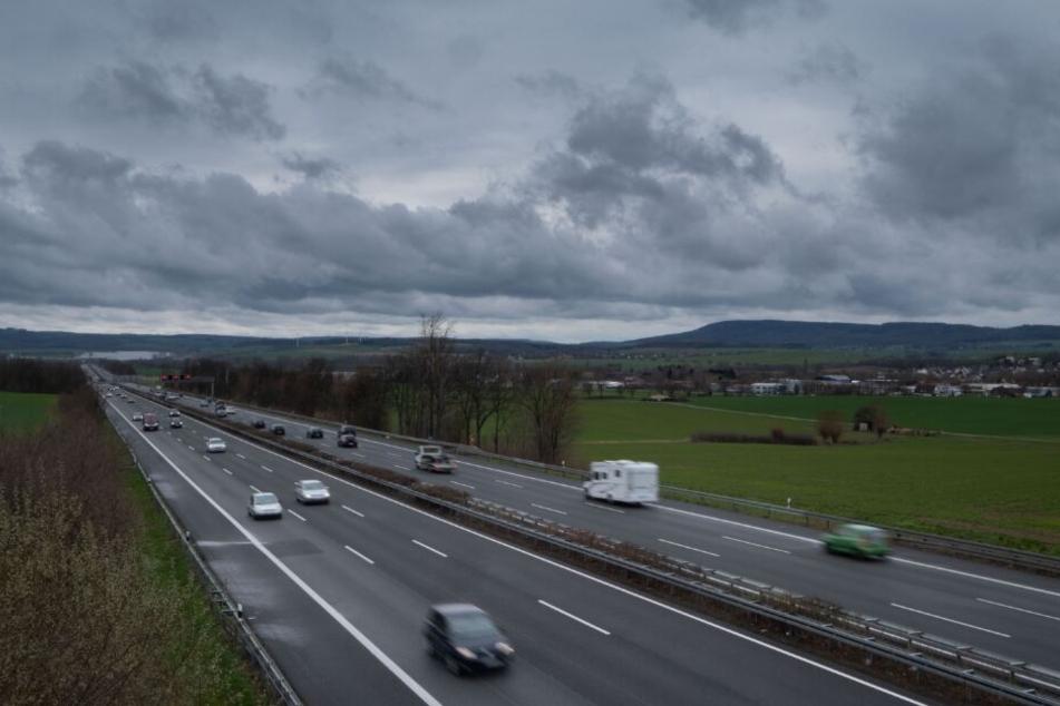 Die neue ICE-Trasse soll entlang der A2 geführt werden.