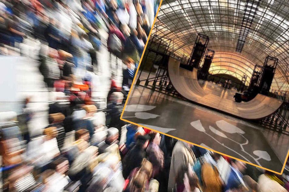 Leipzig: Hobby-Messe startet in Leipzig mit eigenem Funsport-Park