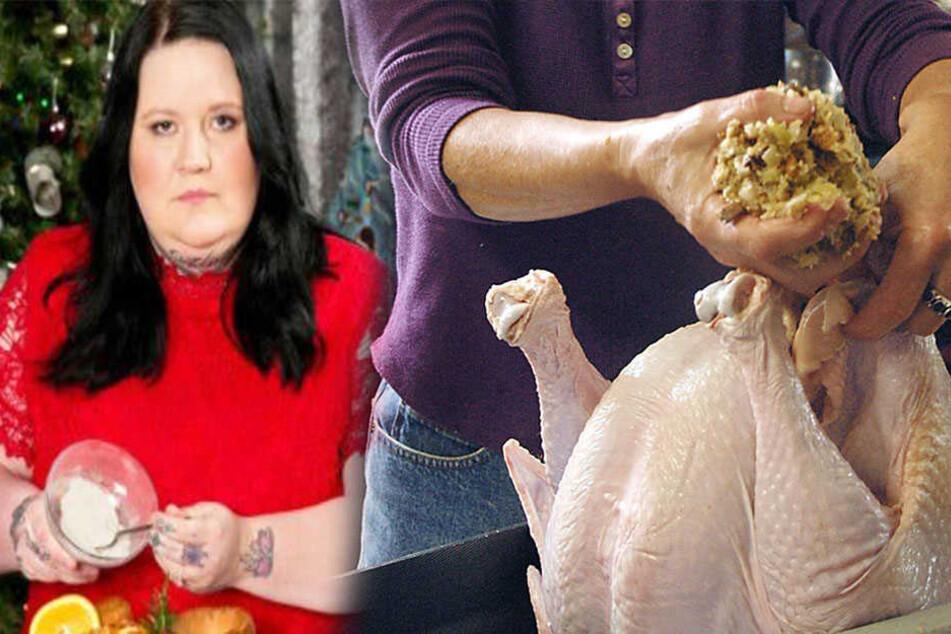 """Frau mit denkwürdigem Weihnachtsmenü: """"Ich will meine Mutter essen"""""""