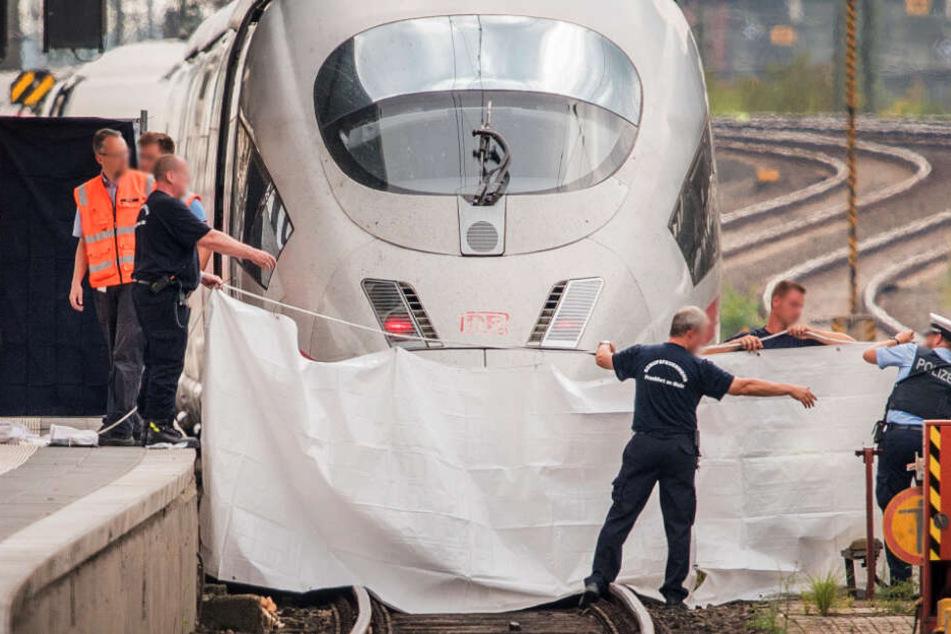 Tödliche Attacke am Frankfurter Hauptbahnhof: Polizei äußert schlimme Befürchtung