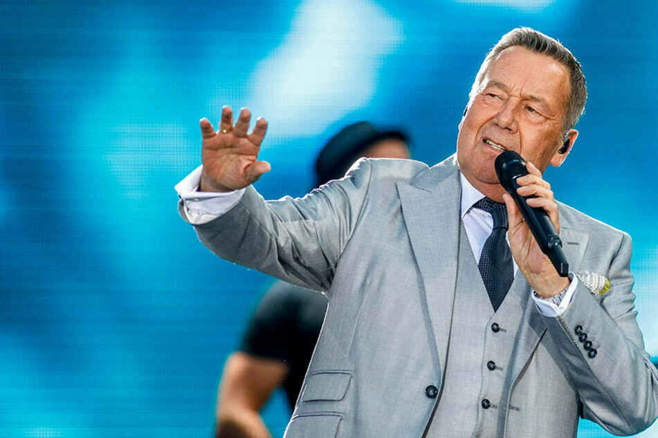 """Roland Kaiser (68) freut sich auf 2021 - wenn die """"Kaisermania"""" wieder in Dresden steigt."""