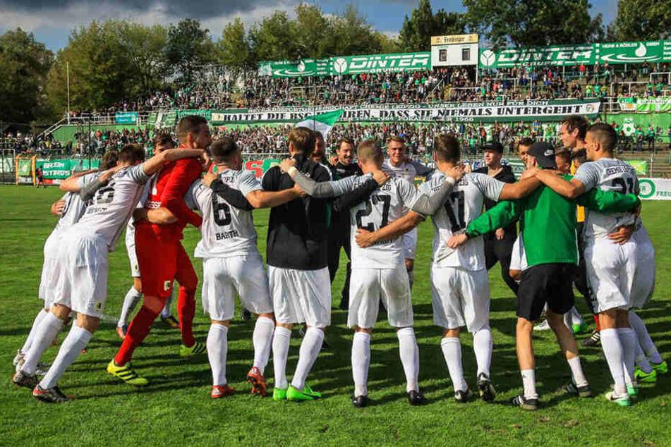 Am 3. März starten die Grün-Weißen in die Rückrunde der NOFC Oberliga Süd.