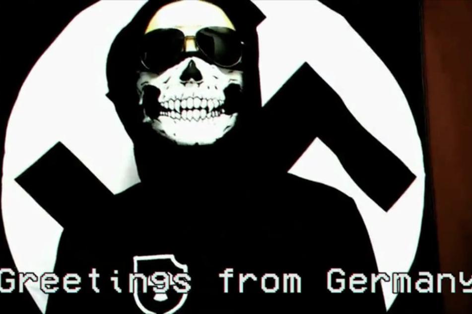 Screenshot aus einem Propaganda-Video der AWD.
