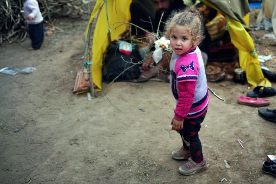 Sachsen will bis zu 20 Kinder aus Flüchtlingslagern aufnehmen