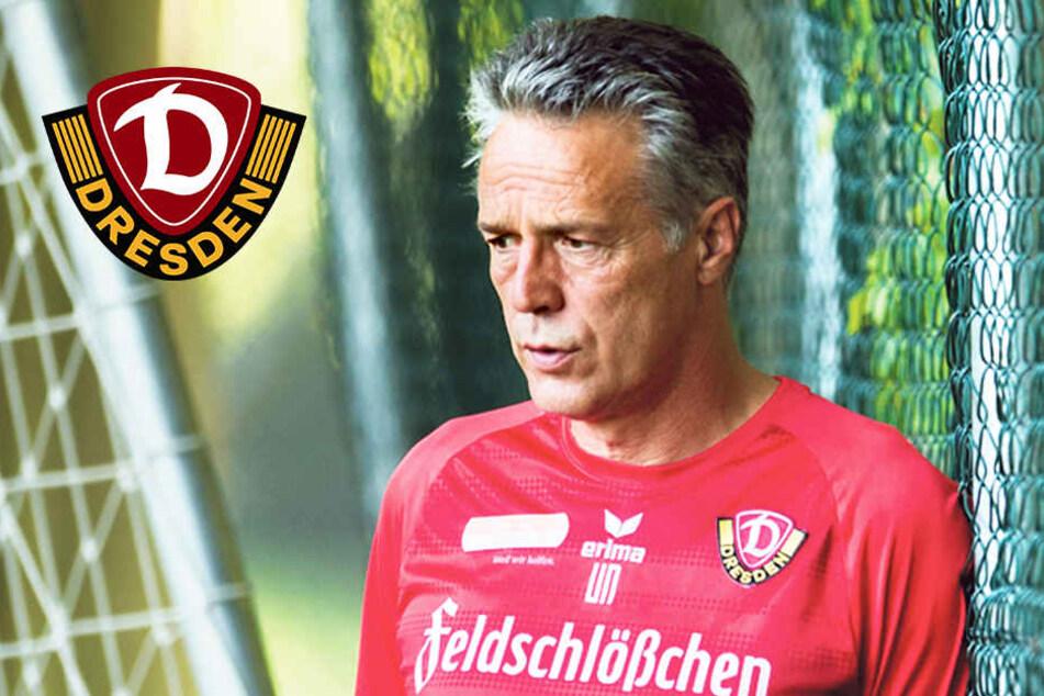 So macht Neuhaus die Dynamos fit für Fürth!