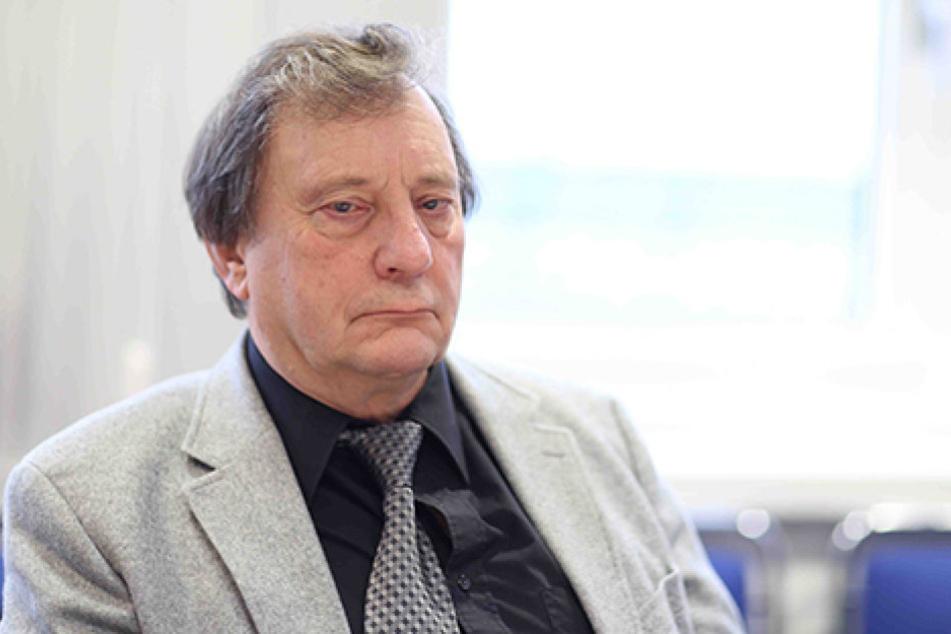 Georg Böhme-Korn (66), stellvertretender CDU-Fraktionschef.