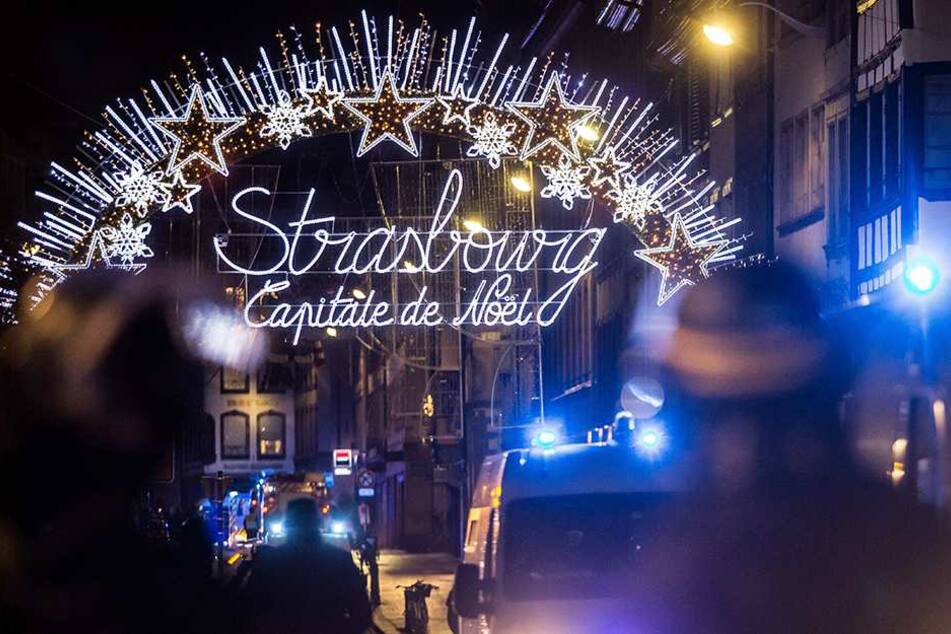 Am Dienstagabend wurde der Weihnachtsmarkt von Straßburg Ziel eines Anschlags.