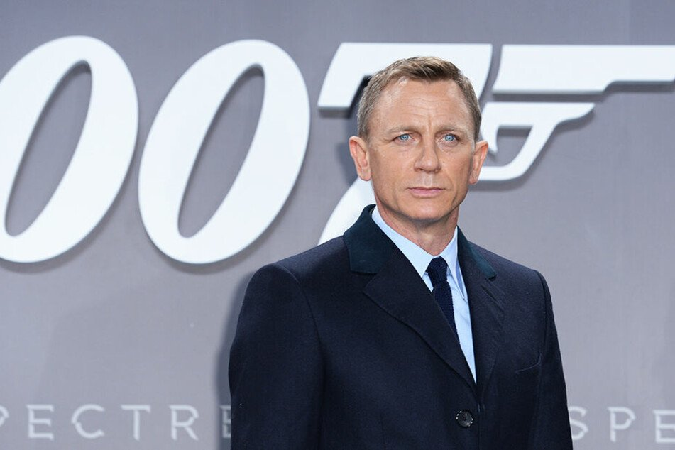 "Daniel Craig is back: Das ist der Titel des 25. ""James Bond""!"