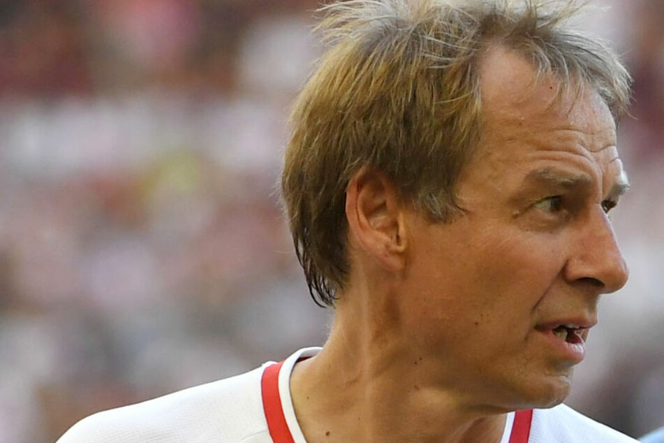 """VfB-Legende Jürgen Klinsmann: """"Der VfB hat keine Zeit mehr zu verlieren""""."""