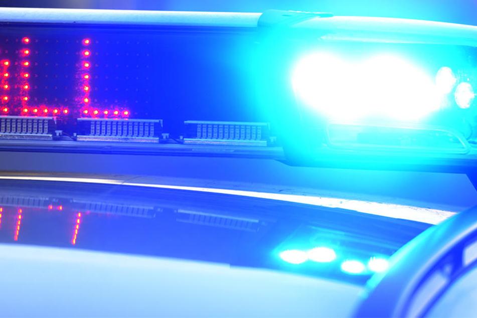 Nach einem Unfall erhielt ein 36 Jahre alter Mann eine Tracht Prügel.