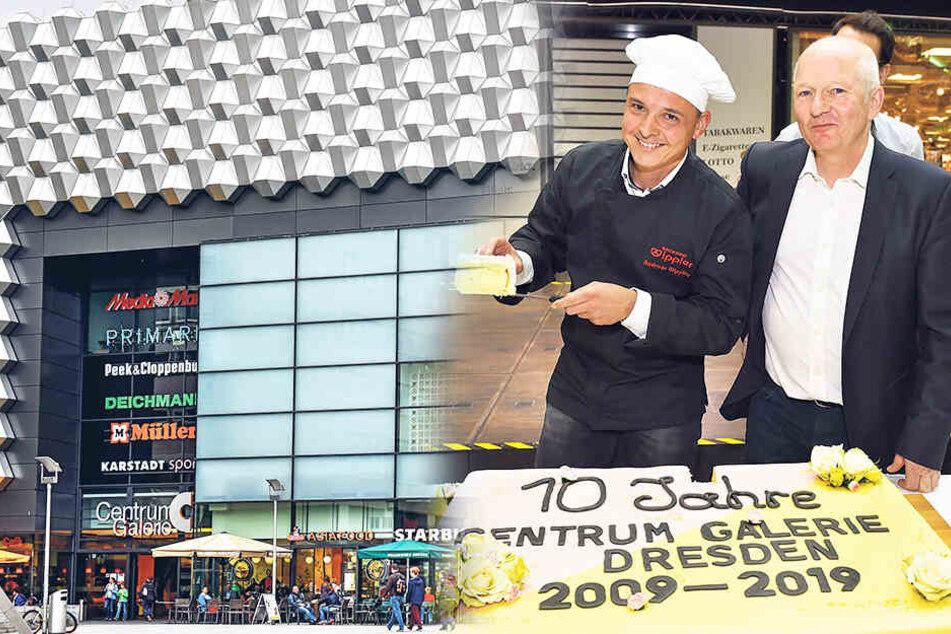 Centrum Galerie Dresden Feiert Zehnjahriges Jubilaum Tag24
