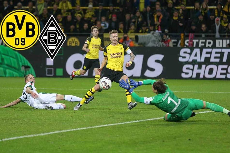 BVB wieder auf Kurs: Dortmund siegt im Top-Spiel gegen Gladbach