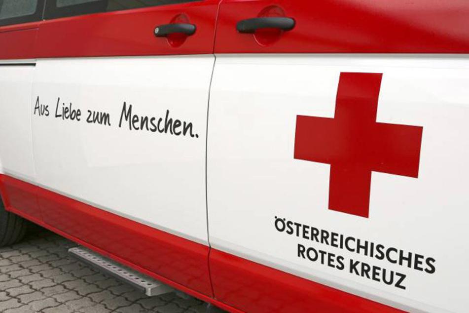 Der Mann gab sich als Mitarbeiter des Roten Kreuzes aus.