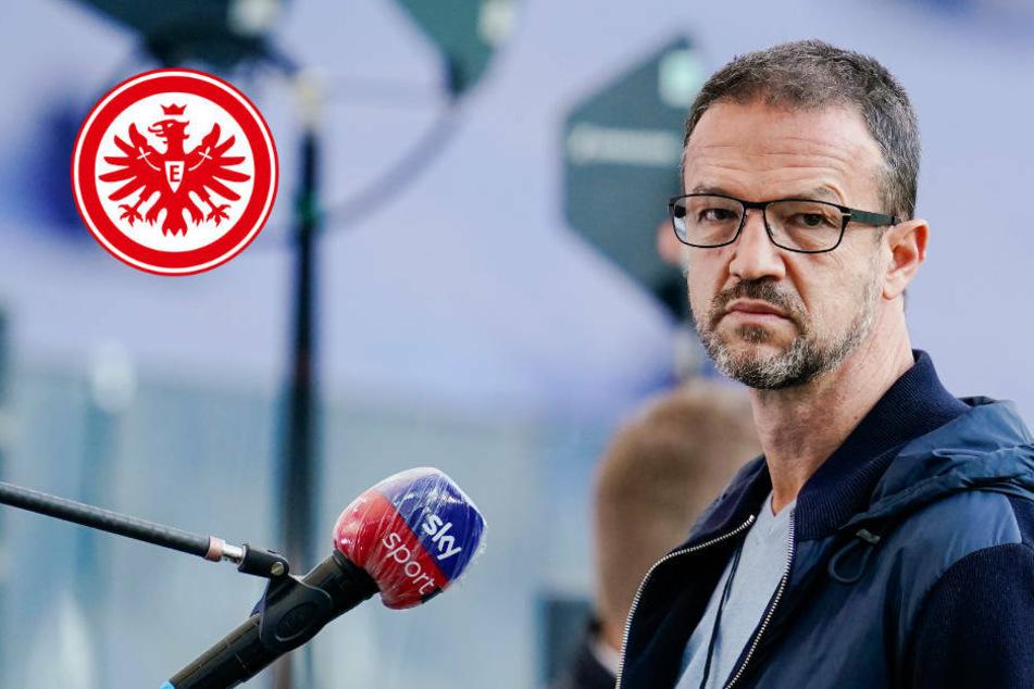 Bremen-Spiel ohne Fans? Das macht Eintracht-Sportvorstand Fredi Bobic richtig sauer!