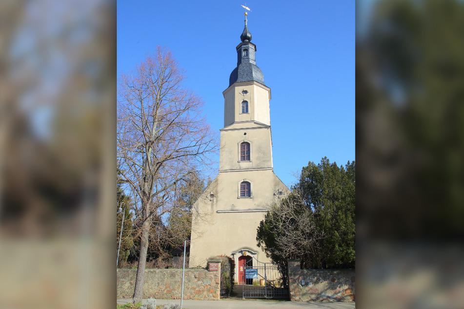 Die Meißner Urbanskirche ist erster sächsischer Gedächtnisort für Pandemie-Verstorbene.