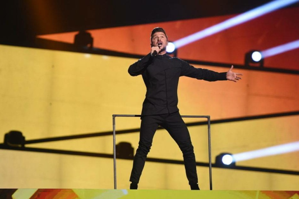 Er ist der Top-Favorit beim Eurovision Song Contest