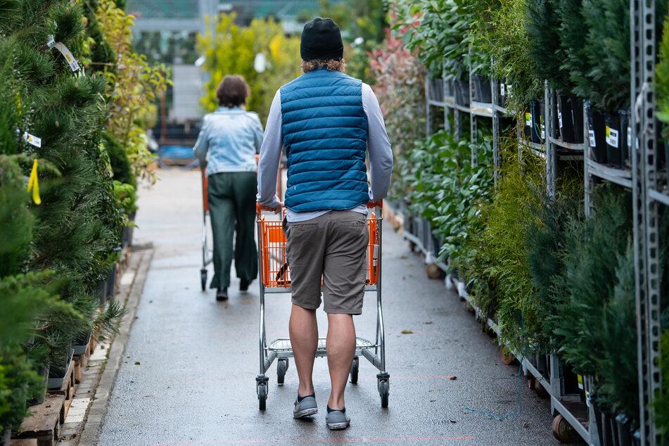 Keine Ausnahme: Gartencenter in sächsischen Baumärkten müssen auch dicht machen!