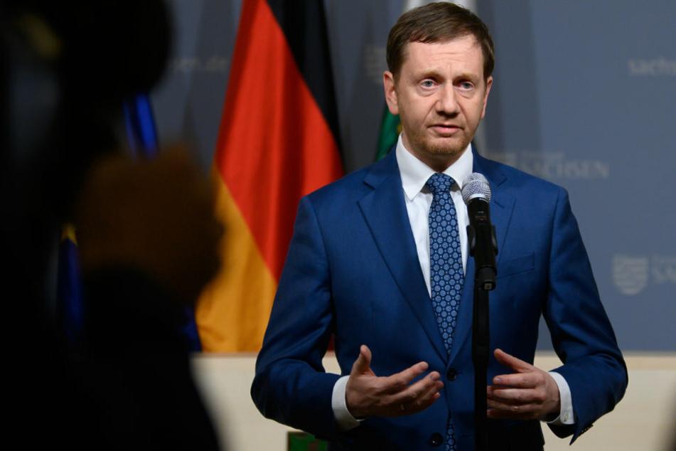 Kein Lockdown-Ende in Sicht: Kretschmer stellt Lockerungen bis April infrage!