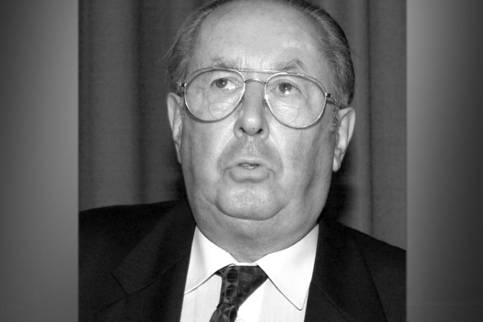 Das frühere Politbüro-Mitglied Herbert Häber ist im Alter von 89 Jahren gestorben.