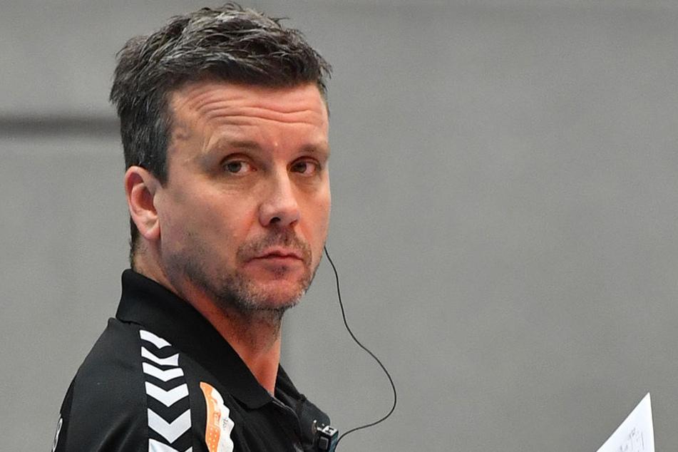 DSC-Coach Alexander Waibl.