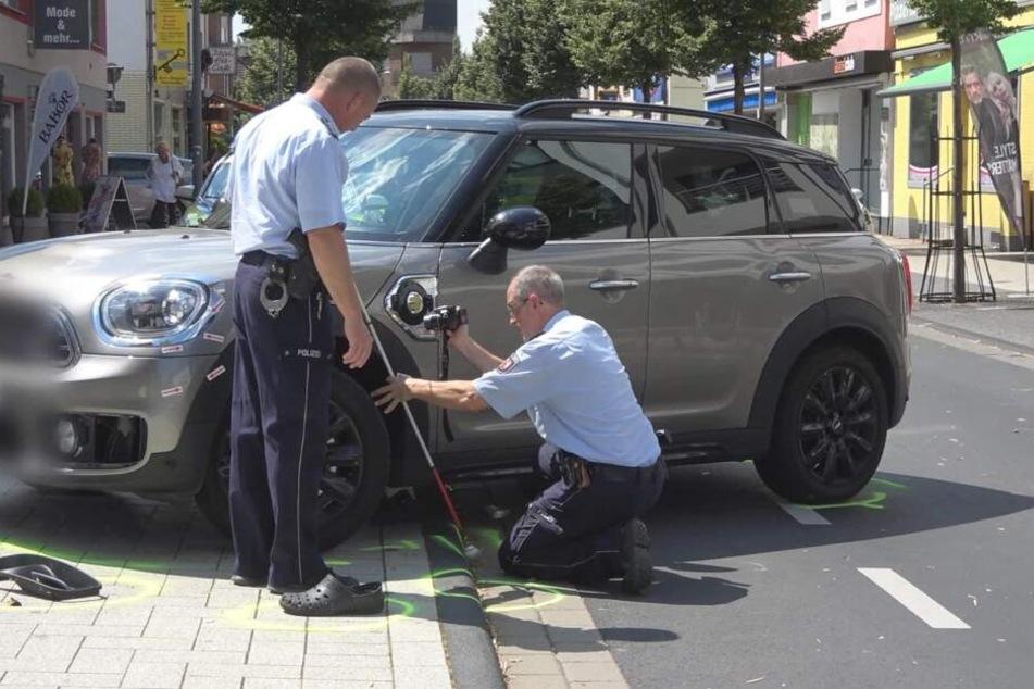 Tragischer Unfall: Sehbehinderter von lautlosem E-Auto überrollt