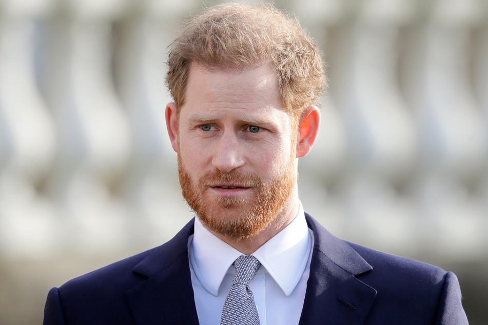 """Prinz Harry (36) Will eine """"Darstellung meines Lebens aus erster Hand"""" den Lesern geben."""