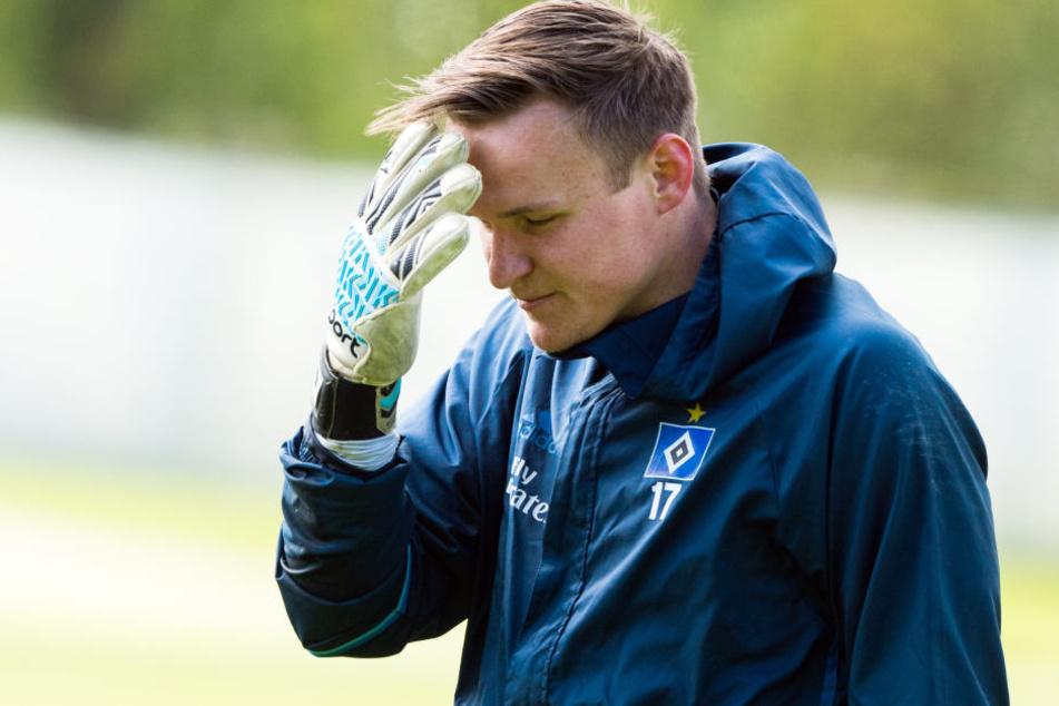 Tom Mickel kam 2009 zum HSV. (Archivbild.)