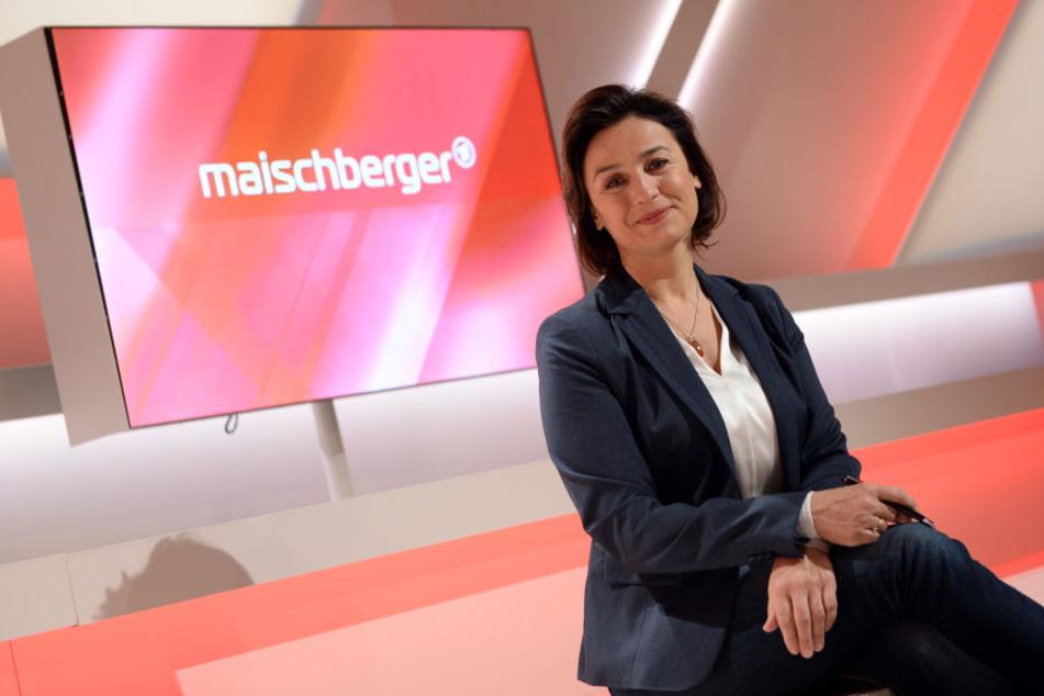 Sandra Maischberger (52).