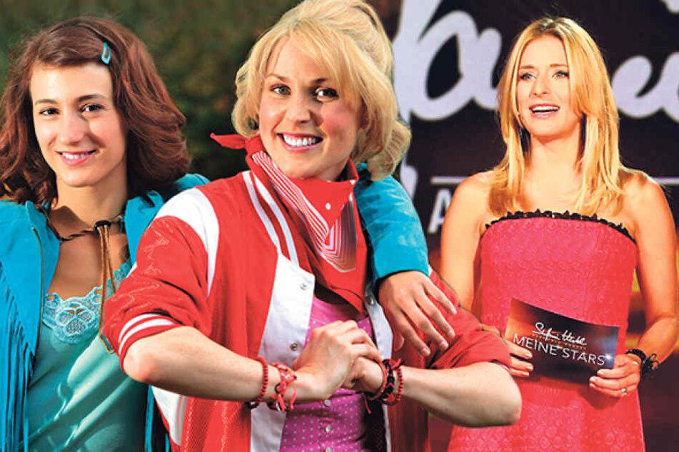Hex hex! Stefanie Hertel holt Bibi und Tina nach Sachsen