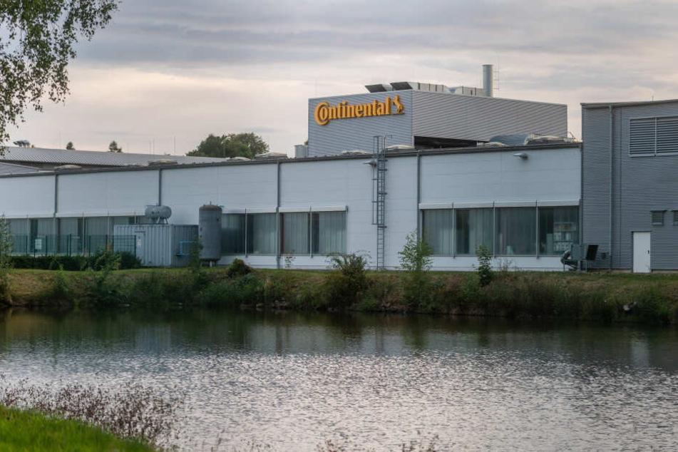 Vom Aus des Hydraulik-Geschäfts ist auch das Werk in Limbach-Oberfrohna betroffen, wo dazugehörige Teile hergestellt werden.