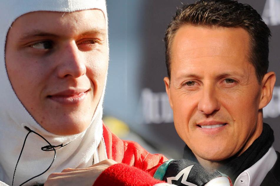 So ähnlich ist Mick Schumacher seinem Vater Michael!