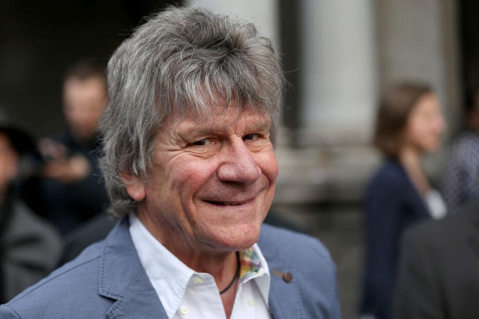 Bömmel Lückerath (70) kehrt auf die Bühne zurück.