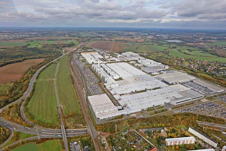 VW will eine Milliarde in Sachsen investieren