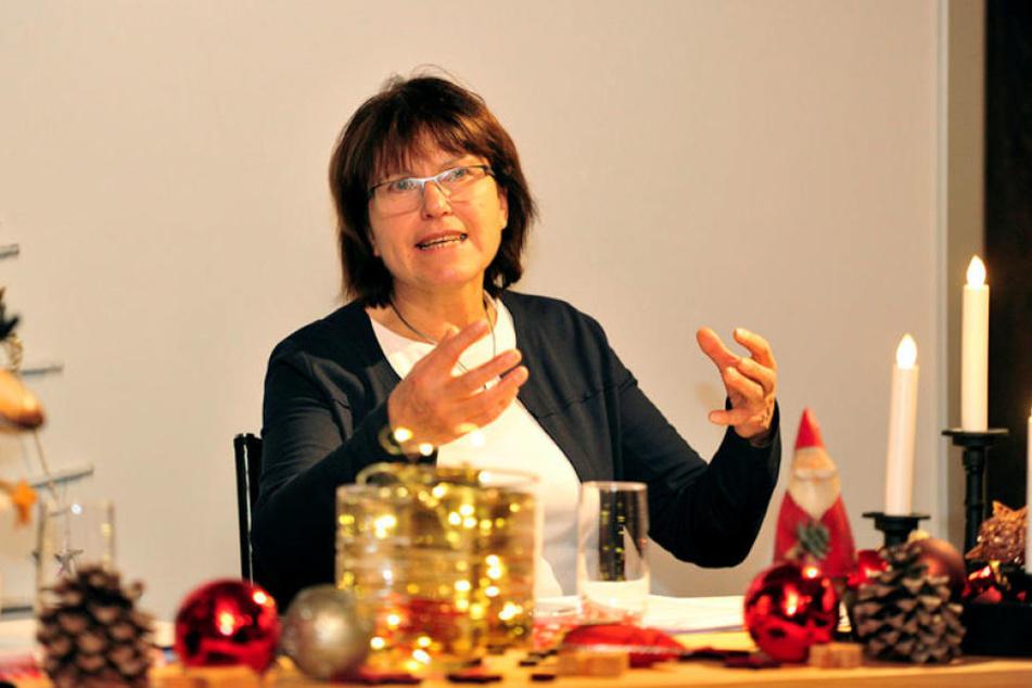 Zwickaus Oberbürgermeisterin Pia Findeiß (61, SPD) gibt sich voller Tatendrang. Von Amtsmüdigkeit keine Spur.