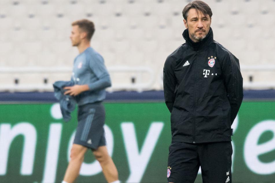 Niko Kovac und der FC Bayern München treffen auf AEK Athen aus Griechenland.