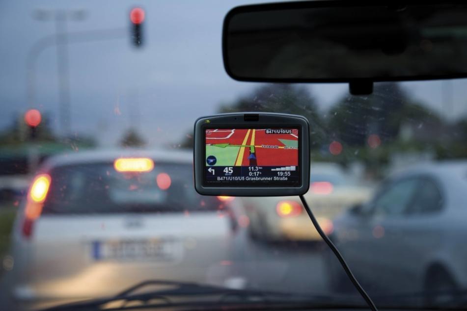 In Zittau wurde ein Autodieb per GPS von der Polizei verfolgt. (Symbolbild)