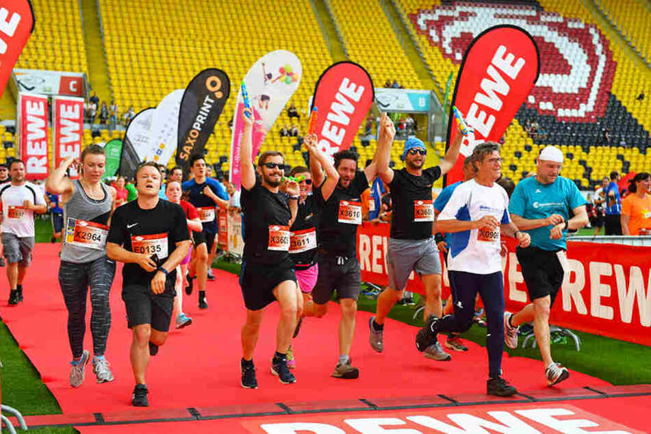 Auch die REWE-Challenge gehört inzwischen zu den Sport-Klassikern in Dresden - diesmal fällt der Startschuss am 29. Mai.