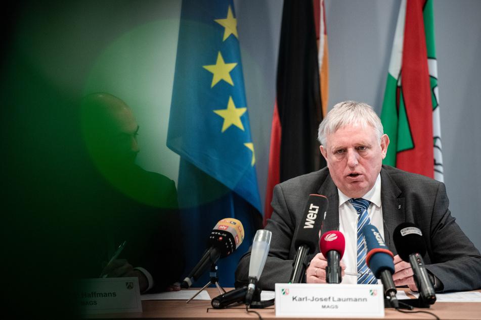 Karl-Josef Laumann (CDU), Minister für Arbeit, Gesundheit und Soziales von Nordrhein-Westfalen erklärte am Mittwoch das weitere Vorgehen.