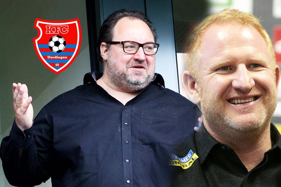 Ziel 2. Bundesliga: So anders ist die Transfer-Strategie des KFC Uerdingen in diesem Sommer!