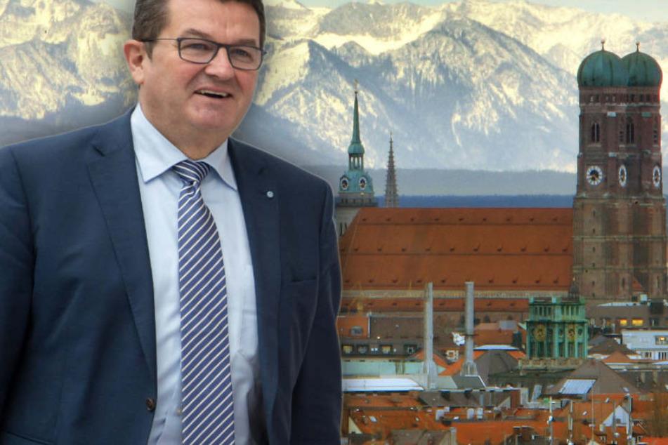 Franz Josef Pschierer (CSU) will die Konzentration auf München brechen.