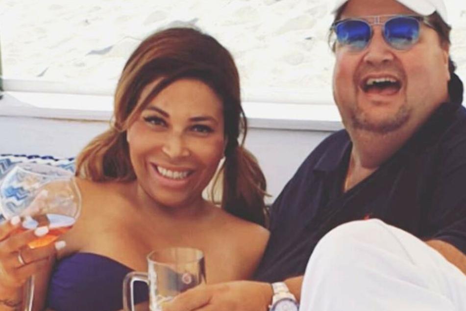 Patricia Blanco (47) ist frisch verliebt in den Hamburger Moderator Andreas Ellermann (54).