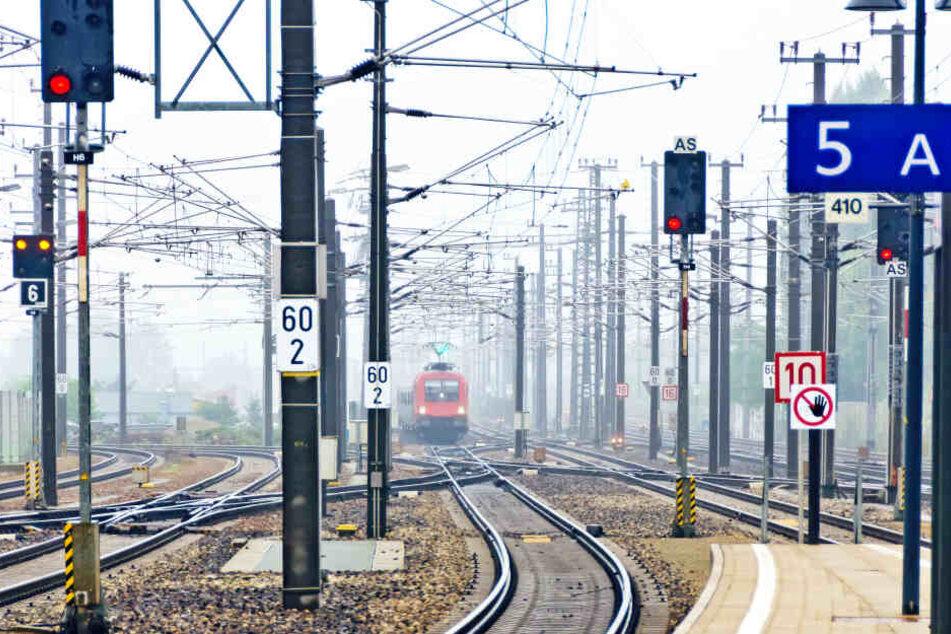 Nichts ging mehr am Bahnhof von St. Pölten. (Archivbild)