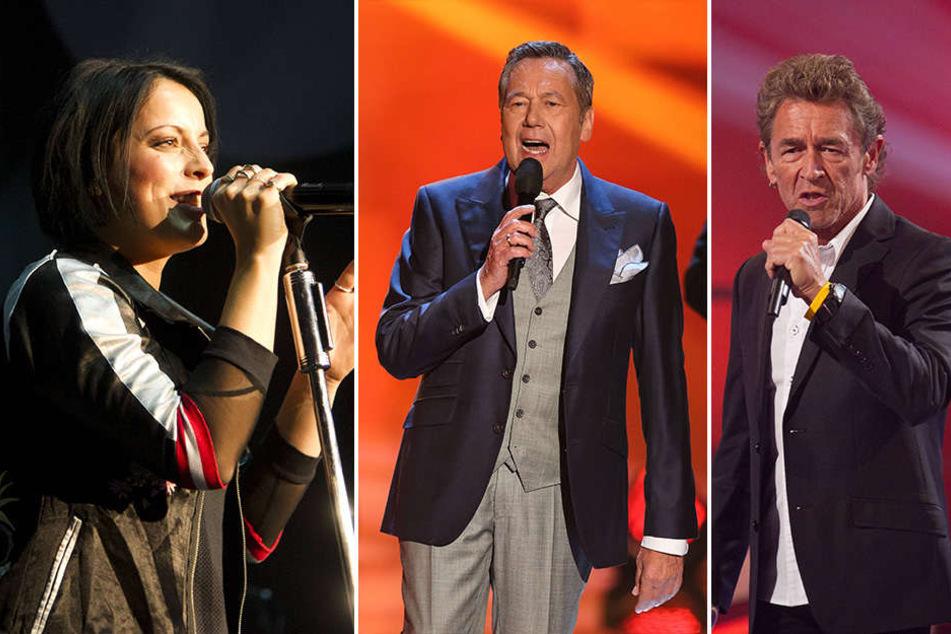 Den Bundespräsidenten wählen auch bekannte Vetreter aus dem Musikgeschäft, wie zum Beispiel Silbermond-Sängerin Stefanie Kloß, Roland Kaiser und Peter Maffay.