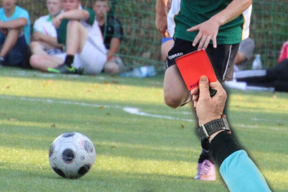 In den Penis gebissen: Verband brummt Fußballer Mega-Sperre auf!