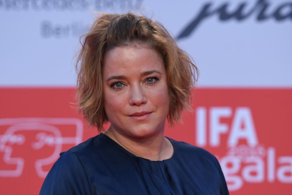 Die nächsten neun Monate muss die Schauspielerin Muriel Baumeister auf ihren Führerschein verzichten.