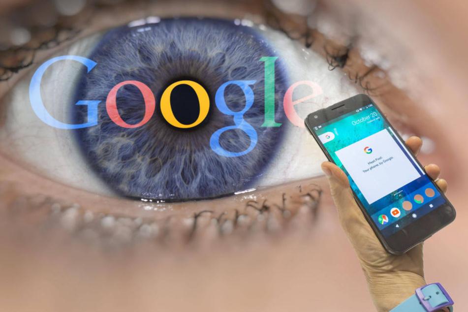 Mehr als eine Million Google-Konten sind von einem Hacker-Angriff betroffen.