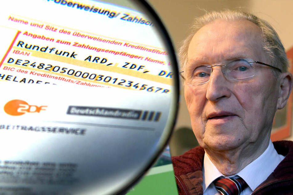 "Aus Protest: Honecker-Pfarrer verweigert ""GEZ"""